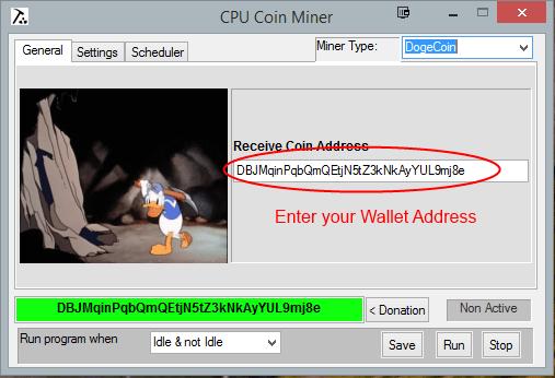 Best CPU Mining Software - Simple Alt-coin GUI Miner