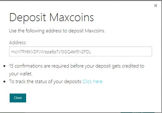 Maxcoin настройка майнера майнинг сколько можно заработать 2017