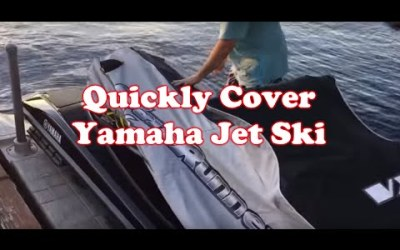 How to Quickly Cover Yamaha Jet Ski