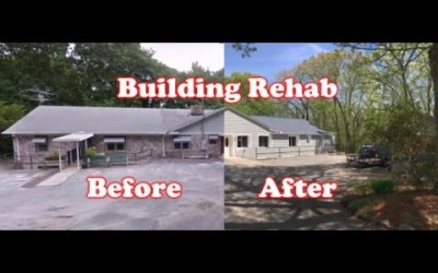 Building Rehab – From Nursing Home to High Tech offices!
