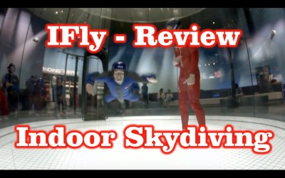 IFly – Ft. Lauderdale, FL – Indoor Skydiving – Review