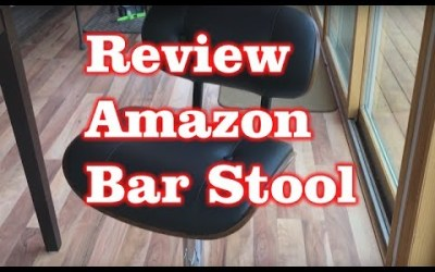Walnut Bentwood Adjustable Height Bar Stool – Review & Building Tips