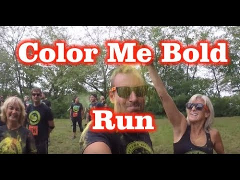 Color Me Bold Run – Boldr Dash – Exeter , RI