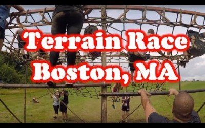Terrain Race  – Boston, MA – All Obstacles