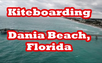 Kiteboarding Dania Beach, Florida