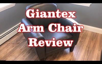 Giantex Single Sofa Leisure Arm Chair Review