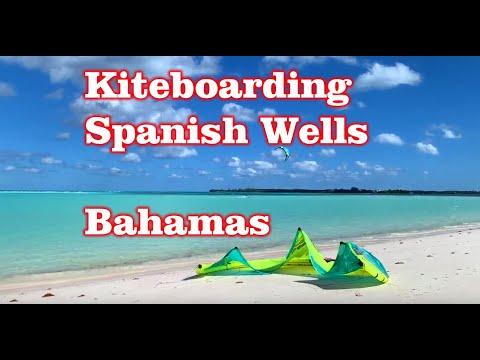 Kiteboarding Spot – Spanish Wells, Bahamas