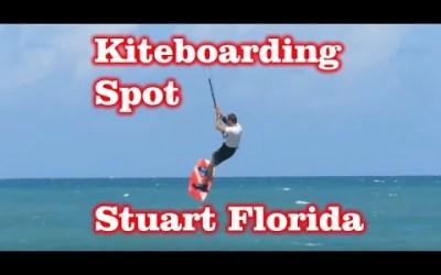 Kiteboarding Spot – Santa Lucea Beach – Stuart, FL