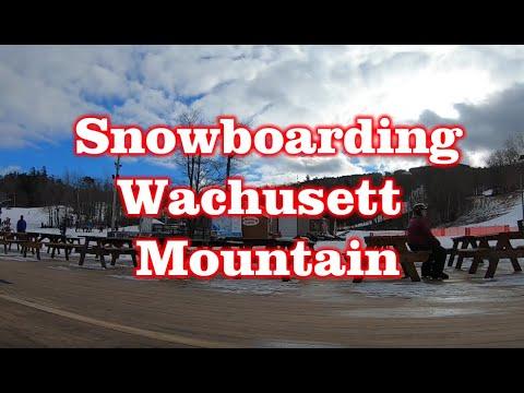 Wachusett Mountain – Snowboarding Day  – Princeton, MA