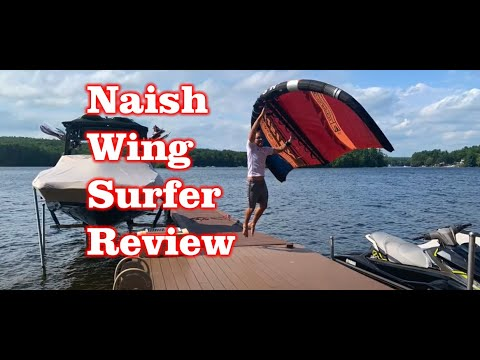 Naish Wing Surfer Review