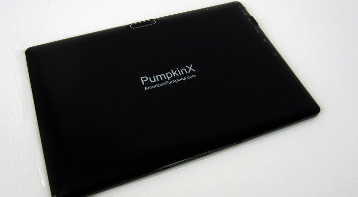 PumpkinX Tablet Intel Quad Core 10.1 inch 2GB RAM 32GB Google Android 4.4 KitKat, GPS, IPS 1280x800 Display