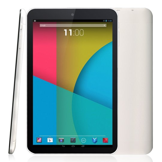 Dragon Touch M8 8 inch Tablet Quad Core, 1GB RAM, 16GB Storage, Google Android 4.4 KitKat, IPS Display, Bluetooth, GPS, HDMI