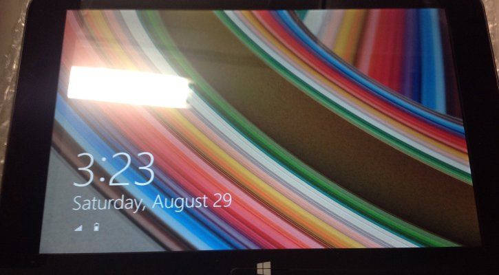 Best Buy Unbranded Windows Tablet 10.1 inch 32GB Storage, 2GB RAM, Windows 8.1
