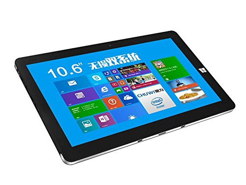 Chuwi Vi10 10.6 inch Dual OS Tablet Intel Z3736F Quad Core Windows 8.1 and Android 4.4, 2GB RAM 32GB eMMC ROM