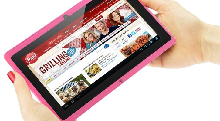 Chromo Inc 7 inch Tablet Google Android 4.4 with Touchscreen