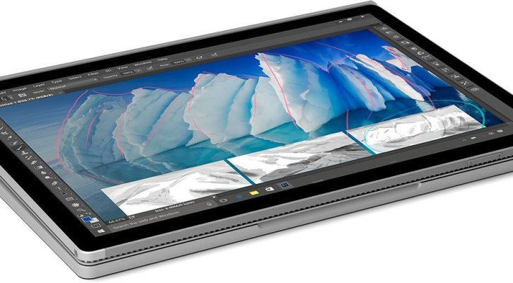 Microsoft Surface Book with Performance Base, 13.5 inch PixelSense Display, Intel Core i7, 16GB RAM, 1TB storage, up to 16 hours, NVIDIA GeForce, Surface Pen included