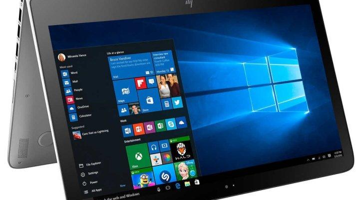 HP ENVY 13 x360 2-in-1 Tablet Laptop, 13.3 inch QHD+ (3200x1800) EDGE-TO-EDGE GLASS TouchScreen, Intel i7-7500U, RAM 16GB, 256GB SSD, 0.6 inch Thin, Windows 10 (Certified Refurbished)