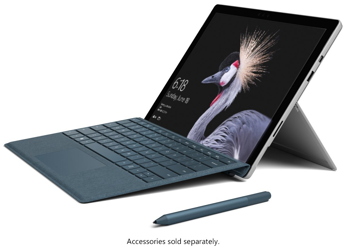Microsoft Surface Pro Intel Core I7 Best Reviews Tablet