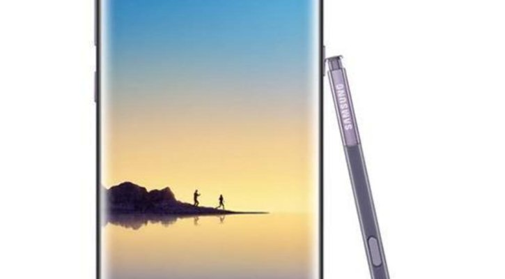 Samsung Galaxy Note 8 Android Smartphone