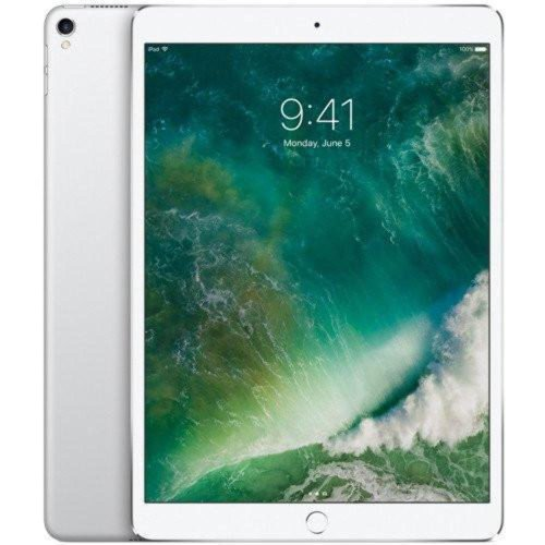 Apple iPad Pro 10.5-inch 2017 Model, 64GB Wi-Fi, Apple iOS 10, 12MP iSight Camera, Up to 10 Hours of Battery Life, Silver