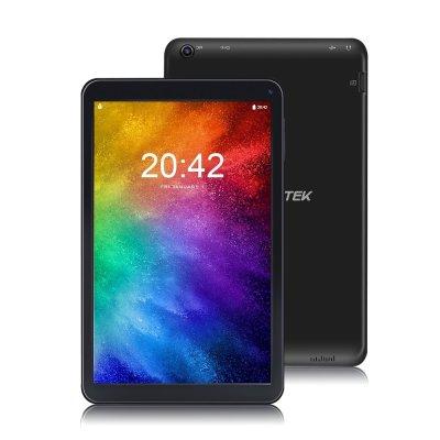 2018 TOPELOTEK 10.1 Inch Android Tablet PC, WiFi, Google Android 6.0 OS, MediaTek 8163 Quad-Core 1.3GHz, 800x1280 IPS Display, 2GB RAM, 16GB Storage, Bluetooth 4.0, Dual Camera, Micro HDMI Type, Black