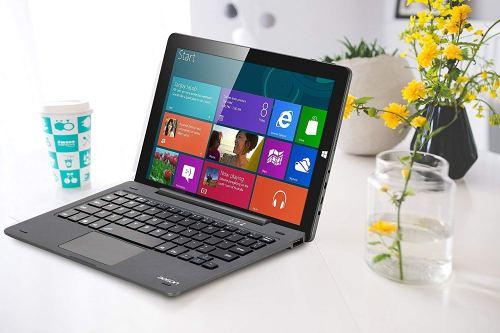 Aoson 2-in-1 Windows Tablet 10.1-inch Touchscreen Tablet PC, Intel Atom x5 Cherry Trail Z8350 Quad-Core, 4GB RAM 64GB Storage Supported Mini HDMI OTG with Detachable Keyboard, Webcam, WiFi, Bluetooth, Windows 10, Black