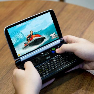 2018 LANRUO GPD WIN 2 Mini Handheld Video Game Console Gameplayer 6-inch Laptop Notebook Tablet PC