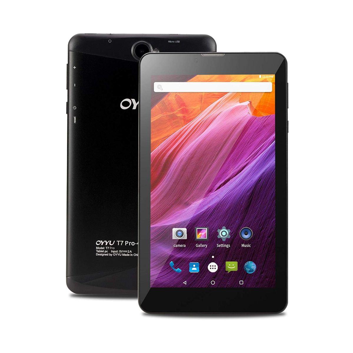 2018 OYYU T7 Pro 7 Inch 4G LTE Phablet