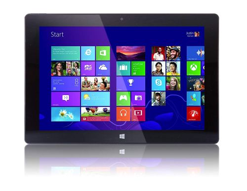 2018 Fusion5 10-inch Windows Tablet Ultra-Slim 4GB RAM 64GB Storage