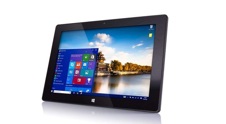 2018 Fusion5 10-inch Windows Tablet Ultra Slim 4GB RAM 64GB Storage