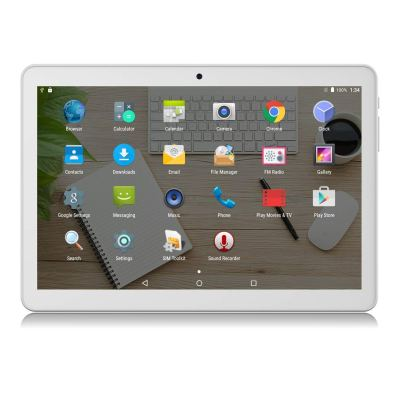2018 Victbing 3G Phablet 10-inch Android Phone Tablet with Dual Sim