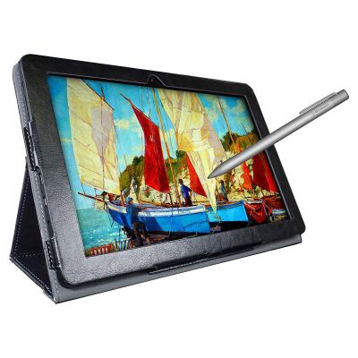 3 Free Bonus Items Simbans PicassoTab 10-inch Drawing Tablet and Stylus Pen