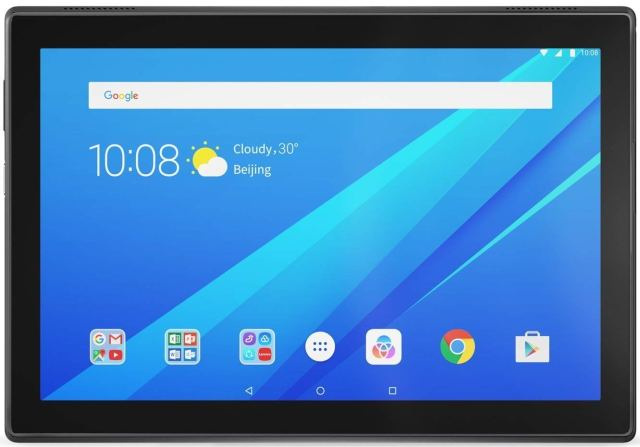 Lenovo Tab 4, 10-inch Android Tablet for Kids, Quad-Core Processor 1.4GHz