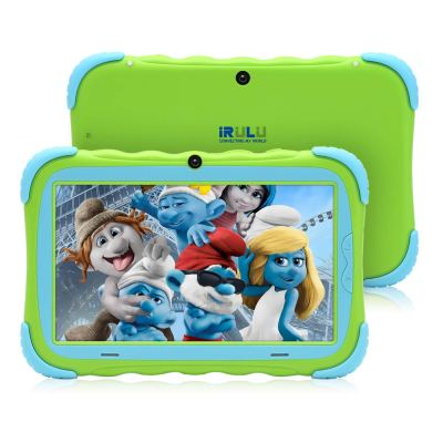 iRULU 7-inch Kids Tablet Upgraded Google Android 7.1 Children Tablet PC