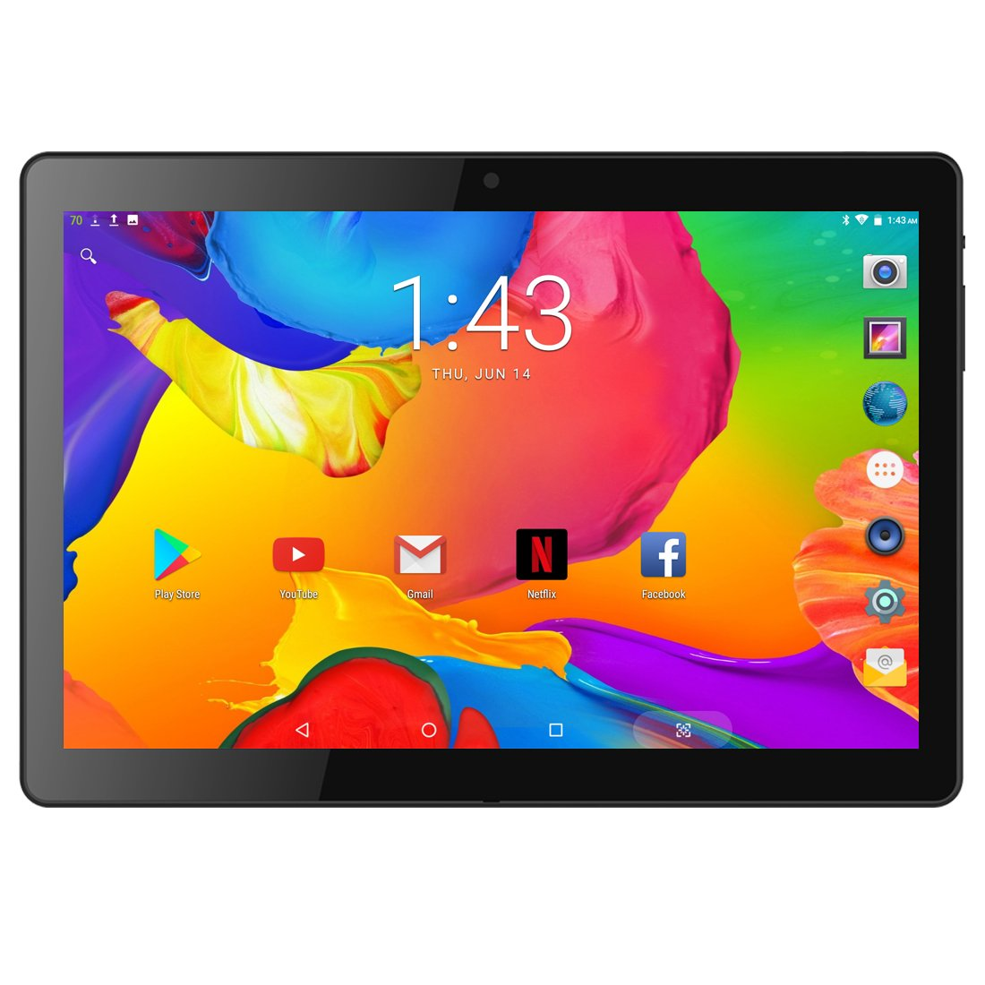 BENEVE 10.1-inch Android Tablet