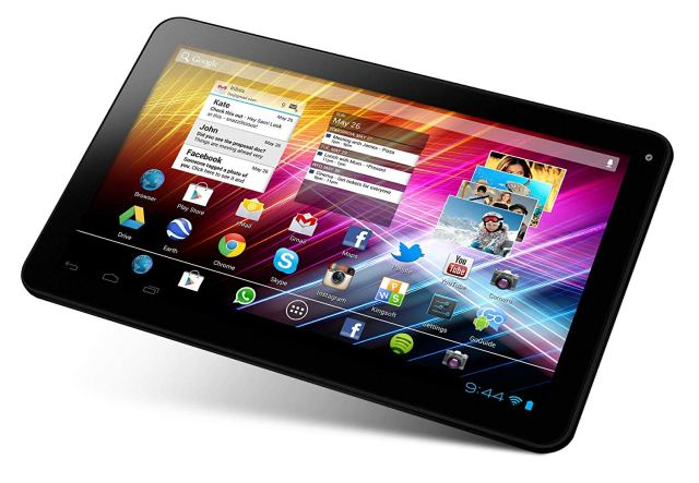 Fusion5 10-inch Android Tablet Google Android 8.1 Oreo Tablet PC, Google Certified