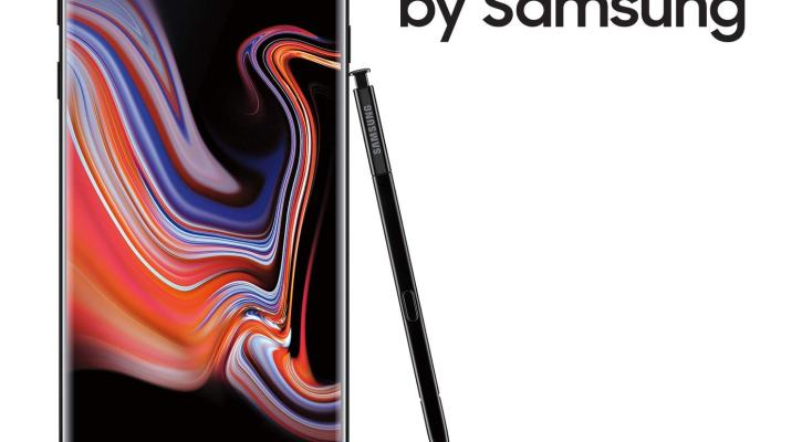 Samsung Galaxy Note 9 Factory Unlocked Phone 6.4-inch Screen and 128GB
