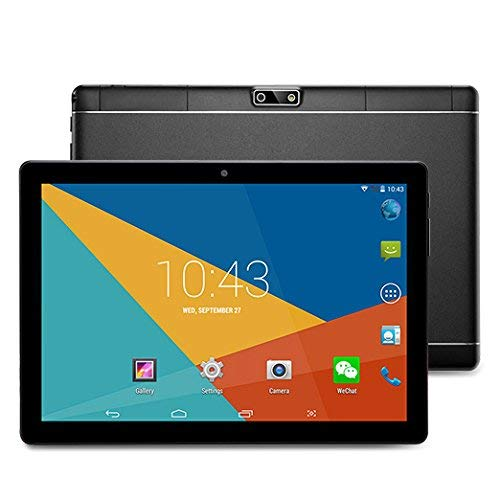 Wecool 3G Phone Tablet with Dual Sim Card Slots, 10-inch Android Tablet PC