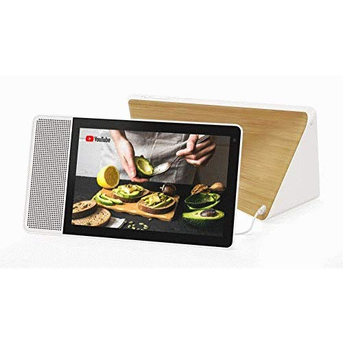 Lenovo Smart Display IPS Touchscreen 10-inch Octa-Core Android Tablet 4GB eMMC