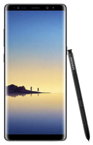 Samsung Galaxy Note8 SM-N950UZKAXAA (US Version) Factory Unlocked Phone