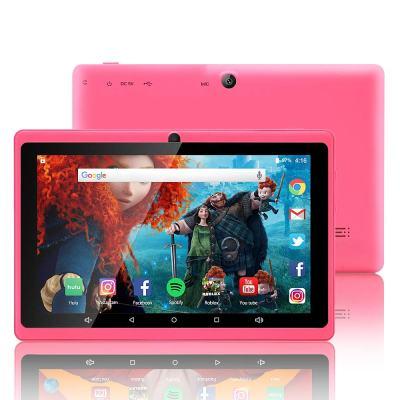 ZONKO 7-inch Tablet Google Android 8.1 Quad-Core 1024x600 Dual Camera Wi-Fi