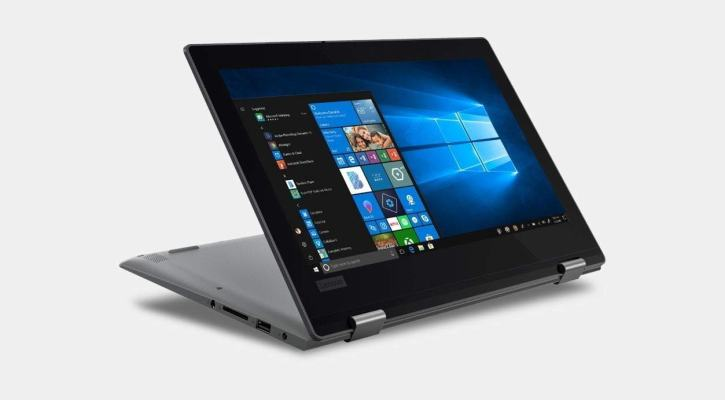 Lenovo Flex 11 2-in-1 Convertible Laptop-Tablet, 11.6-inch HD Touchscreen Display