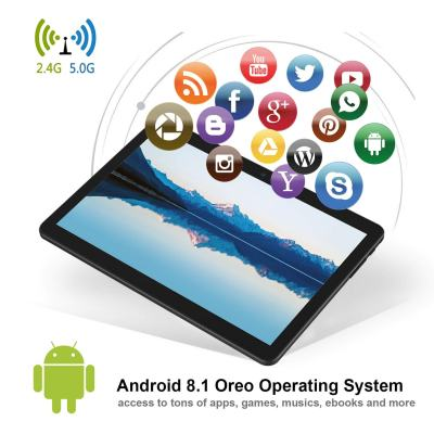 2019 Winsing 10-inch Android Tablet, Android 8.1 Go Tablet PC, 16GB, 5G WiFi
