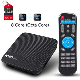 Android TV Box 7.1, Smart TV Box WiFi