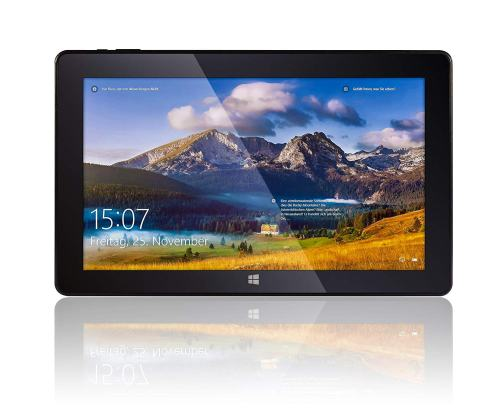 2019 Fusion5 T60 64GB Tablet PC - 11.6-inch Windows Tablet PC Intel Atom x5-Z8350