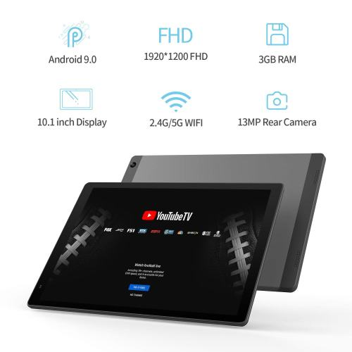 2019 VANKYO MatrixPad Z10 Android Tablet 10.1-inch, 1920x1200 IPS FHD Display