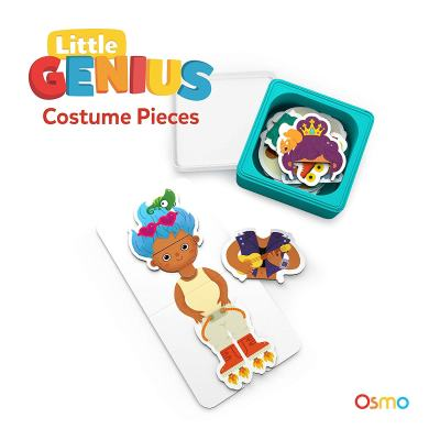 Osmo - Little Genius Costume Pieces - Includes 2 Games
