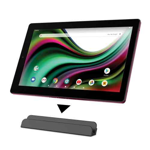 2020 RCA Premier 11.6-inch 2-in-1 Tablet with Keyboard and Charging Dock