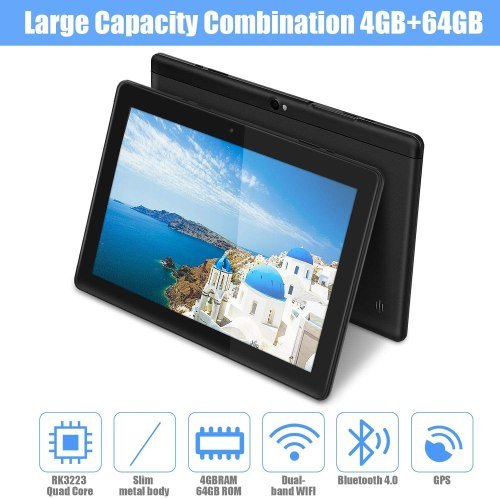 2020 LLLtrade 10-inch Tablet, Google Android 9.0 Pie, GMS Certified