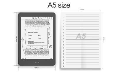 2020 BOOX Nova2 7.8-inch ePaper E Ink Tablet